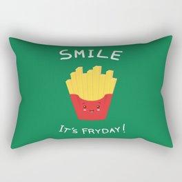 The best day! Rectangular Pillow