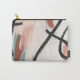 Needle in the Hay Carry-All Pouch