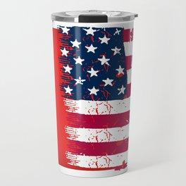Portuguese American Travel Mug