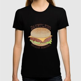 Dauntless - Because Burgers T-shirt