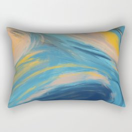 The Lonely Hour Rectangular Pillow