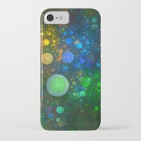 bath iPhone & iPod Cases featuring Bubble Bath by Lyle Hatch