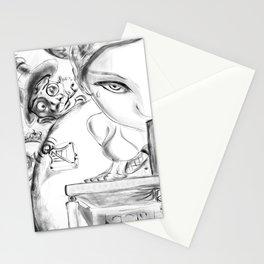 Global perversion Stationery Cards