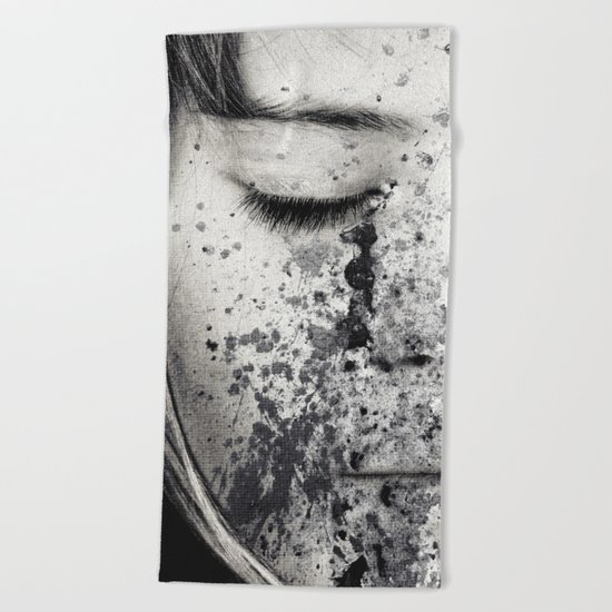 Anonymous - Ella 3 Beach Towel
