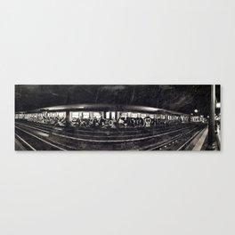NightTrain Canvas Print