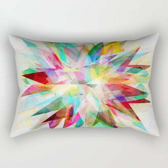 Colorful 6 Rectangular Pillow