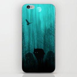 Wolf Pass iPhone Skin
