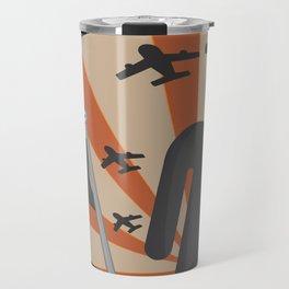 see tough, see strong Travel Mug