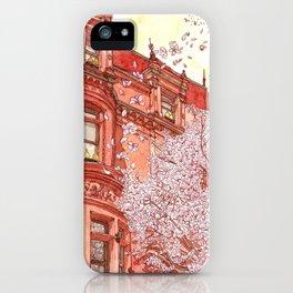 Bostonia iPhone Case