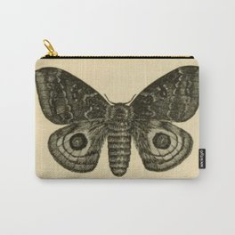 Io Moth Carry-All Pouch