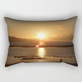 Playa Las Canteras, Gran Canaria, Spain Rectangular Pillow