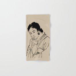 Lady Elegance Hand & Bath Towel