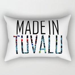 Made In Tuvalu Rectangular Pillow