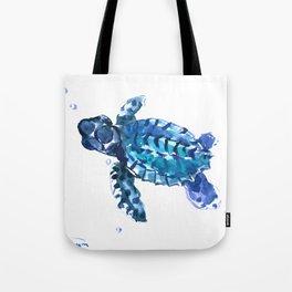 Sea Turtle Hawaii Tote Bag