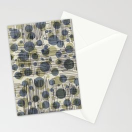 Soda Water Scribble Stationery Cards