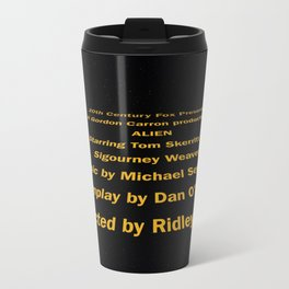 Alien cast & crew Travel Mug