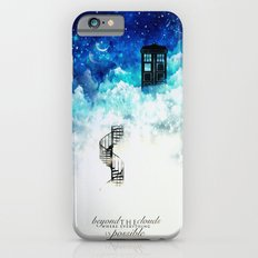 Beyond the clouds | Doctor Who iPhone 6s Slim Case