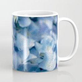 Soft Hydrangea Coffee Mug