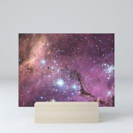 1593. N11: Star Clouds of the LMC  Mini Art Print