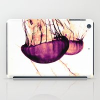 jellyfish iPad Cases featuring Jellyfish by Loaded Light Photography