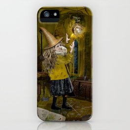 Wicked Witch of the West - full body iPhone Case