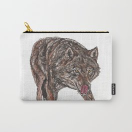 Big bad wolf Carry-All Pouch