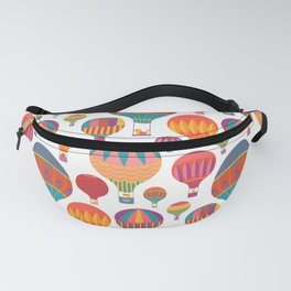 Air Balloons Fanny Pack