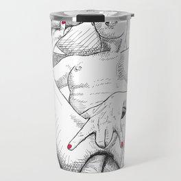 Oh yeah fill me up Travel Mug