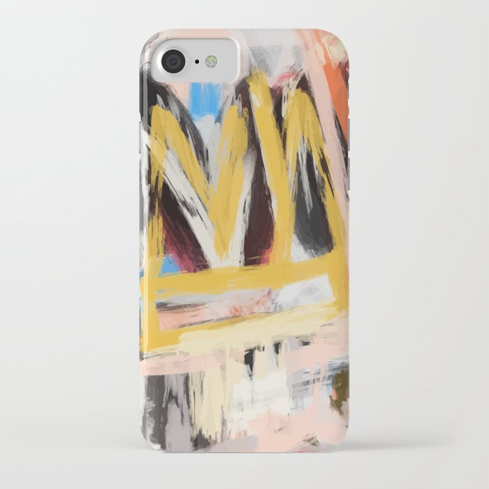 The king was there iPhone Case