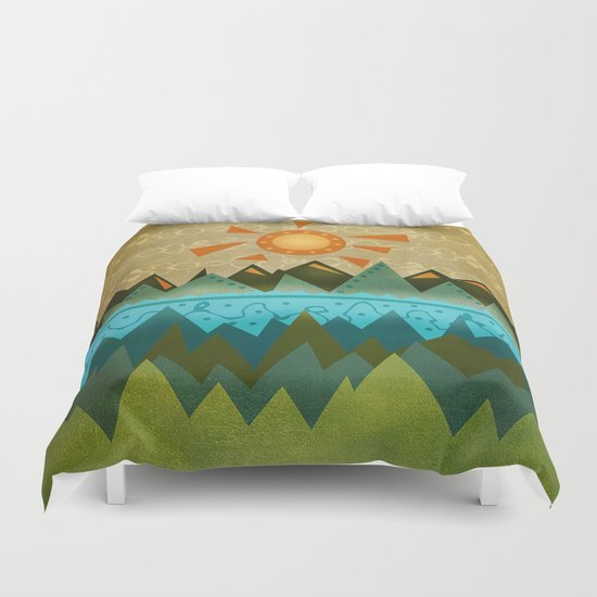 Textures/Abstract 124 Duvet Cover