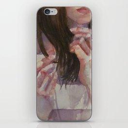 Strands iPhone Skin