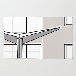 Villa Planchart -Detail- Rug