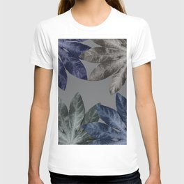 Vintage Leaf Design 2 T-shirt