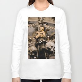 in the midst of life we are in death et cetera Long Sleeve T-shirt