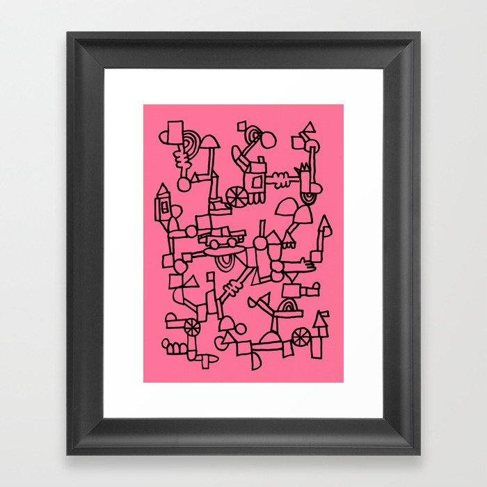 Pink Yard