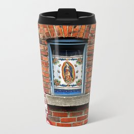 Our Lady of the Window  Travel Mug