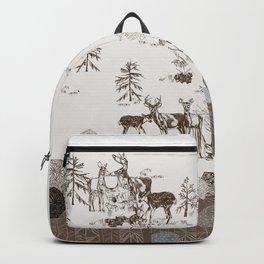 Deer Love Backpack