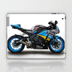 Honda CBR fireblade. Laptop & iPad Skin