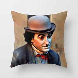 Chaplin Throw Pillow