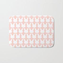 Bunny Pattern powder Bath Mat