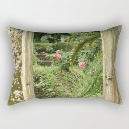 The Secret Garden Rectangular Pillow