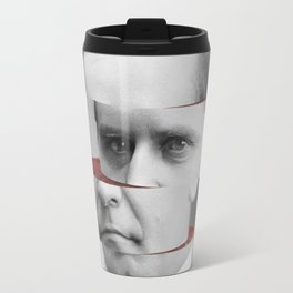 Disturbed Head Travel Mug