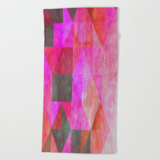 GardenCity Beach Towel