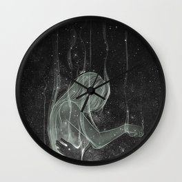 Shitty jody. Wall Clock