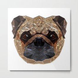 Dog Dog Metal Print
