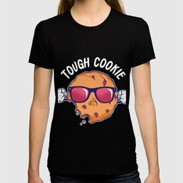 Cookie with sunglasses T-shirt