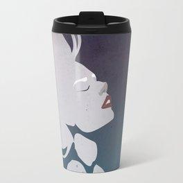 Floatinf Face Travel Mug