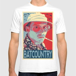 Fear and Loathing in Las Vegas Art Poster T-shirt