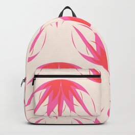 waterlily in pink Backpack