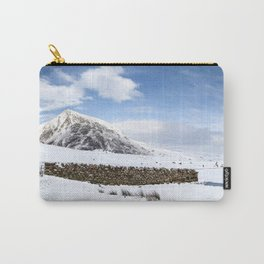 A Winter Wonderland Carry-All Pouch